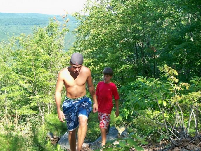 Uwharrie Hiking