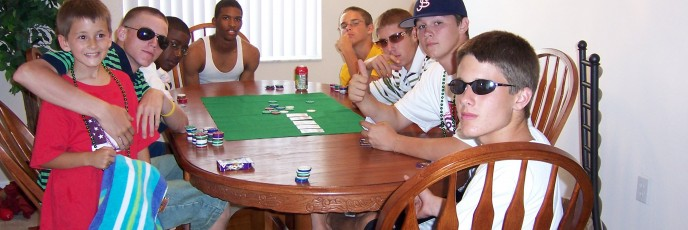 Poker with the Hornets